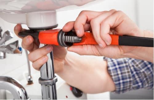 plombier Rouen - réparation d'un lavabo
