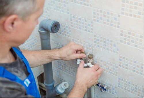 plombier avignon - installation des arrivées d'eau