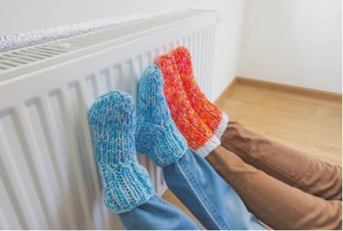 chauffagiste toulouse - famille profitant de son radiateur