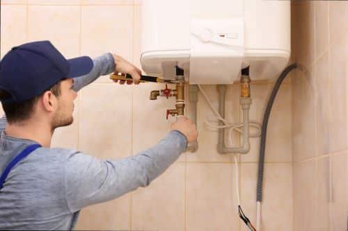 plombier aix en provence - installation d'une chaudière