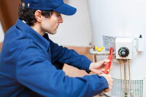plombier Lyon 1 - installation d'un chauffe eau