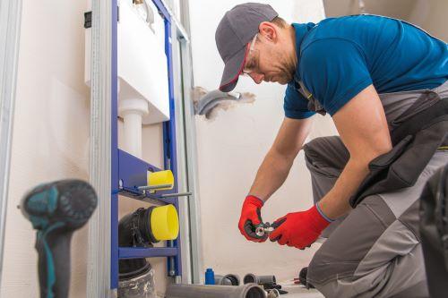 plombier Ville-d'Avray - installation d'une pompe de relevage