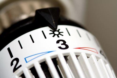 Chauffagiste Clermont-Ferrand - Zoom sur un bouton de radiateur