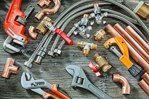 Plombier Cassis - Image d'outils de plomblerie