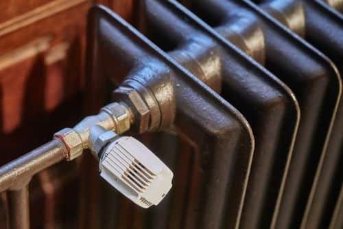 Plombier Ramonville Saint Agne - Zoom sur un radiateur