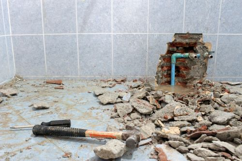 Plombier Templemars - Travaux de canalisations encastrées
